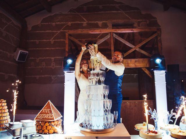 Le mariage de Thomas et Elise à Châtillon-sur-Chalaronne, Ain 122