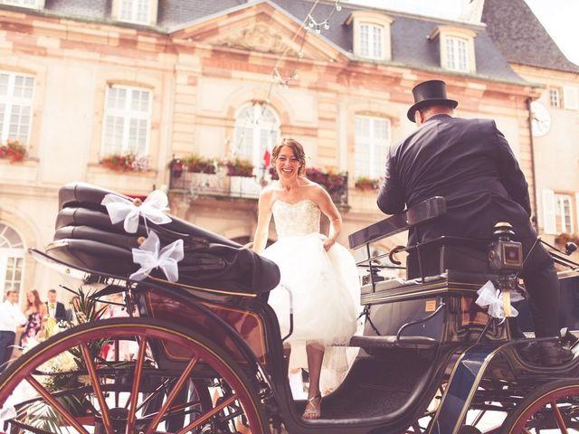 Le mariage de Romain et Claire à Rosheim, Bas Rhin 9