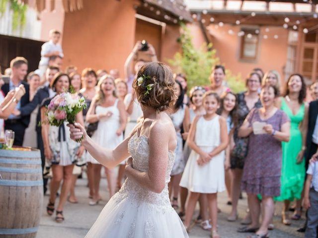 Le mariage de Romain et Claire à Rosheim, Bas Rhin 28
