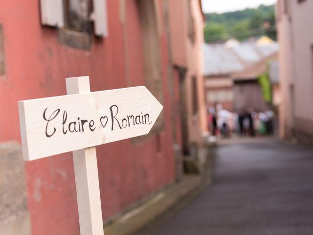 Le mariage de Romain et Claire à Rosheim, Bas Rhin 30