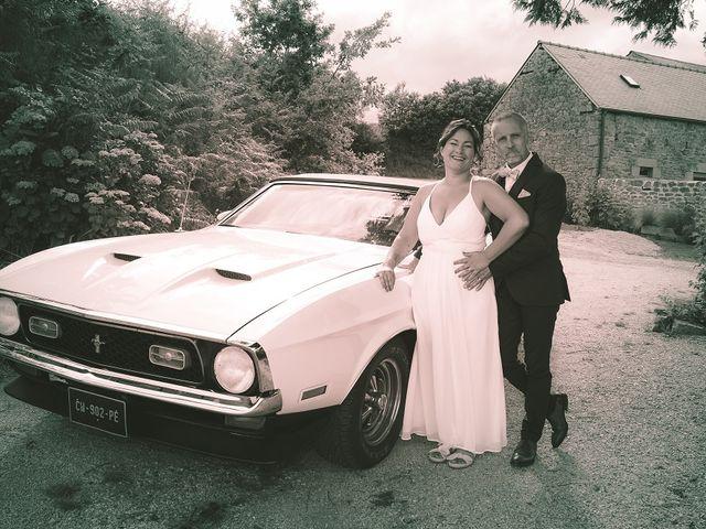 Le mariage de Patrick et Julia à Briec, Finistère 1
