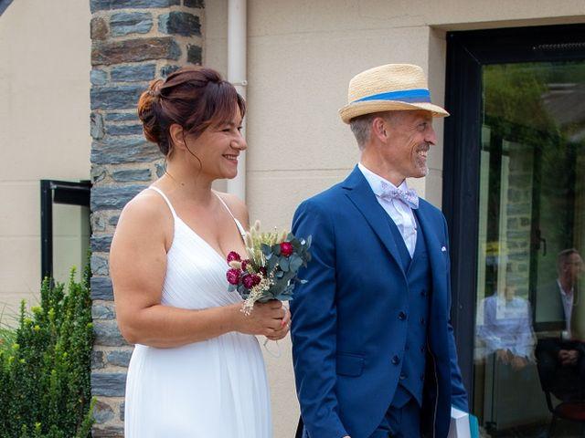 Le mariage de Patrick et Julia à Briec, Finistère 7