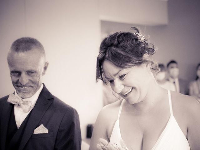 Le mariage de Patrick et Julia à Briec, Finistère 15