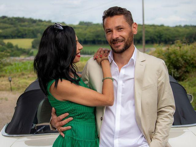 Le mariage de Patrick et Julia à Briec, Finistère 17