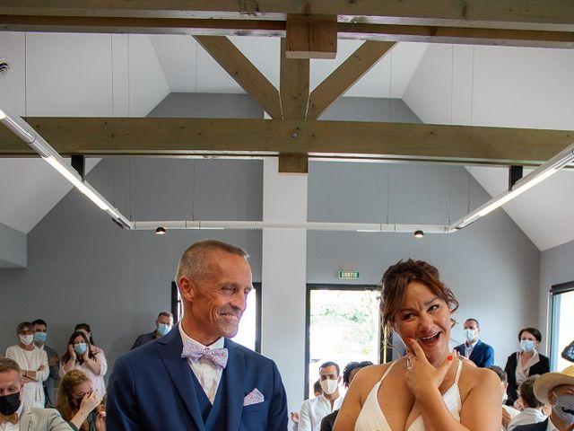 Le mariage de Patrick et Julia à Briec, Finistère 30