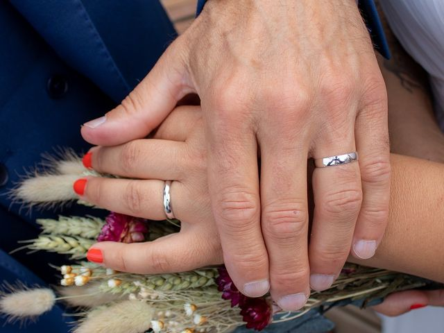 Le mariage de Patrick et Julia à Briec, Finistère 41