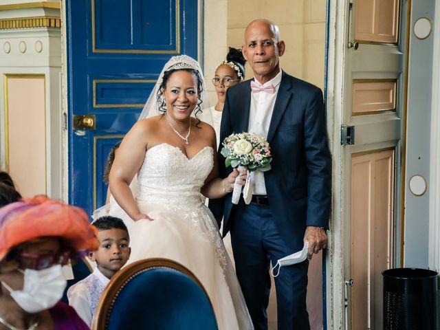 Le mariage de Franck et Clarisse à Paris, Paris 19