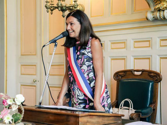 Le mariage de Franck et Clarisse à Paris, Paris 23