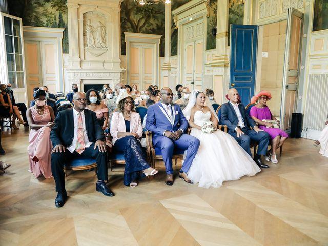 Le mariage de Franck et Clarisse à Paris, Paris 24