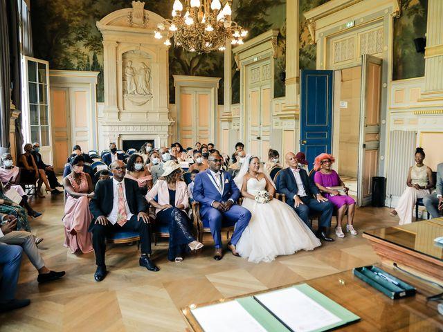 Le mariage de Franck et Clarisse à Paris, Paris 31