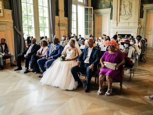 Le mariage de Franck et Clarisse à Paris, Paris 32