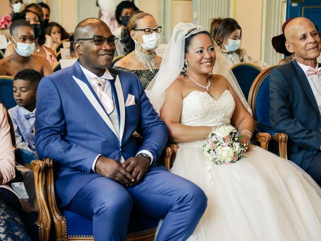 Le mariage de Franck et Clarisse à Paris, Paris 37