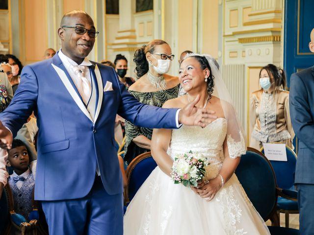 Le mariage de Franck et Clarisse à Paris, Paris 43