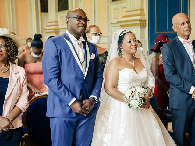 Le mariage de Franck et Clarisse à Paris, Paris 50
