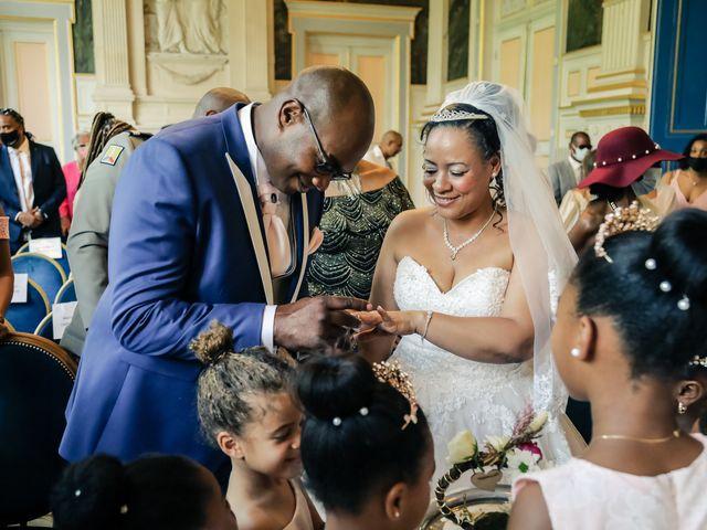 Le mariage de Franck et Clarisse à Paris, Paris 53