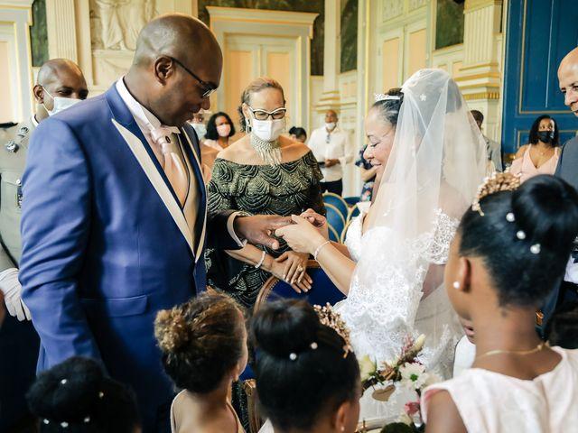 Le mariage de Franck et Clarisse à Paris, Paris 54