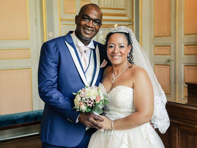 Le mariage de Franck et Clarisse à Paris, Paris 59