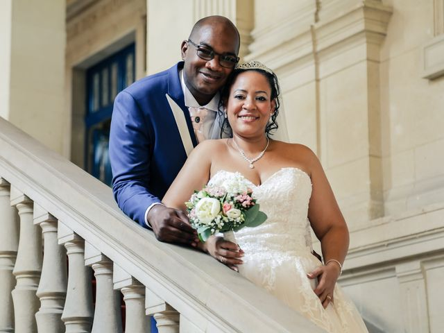 Le mariage de Franck et Clarisse à Paris, Paris 60