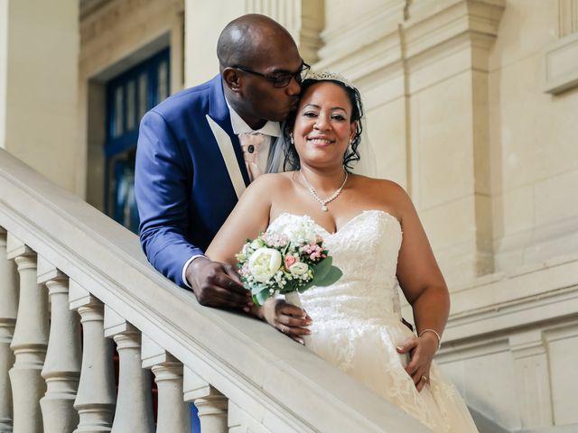 Le mariage de Franck et Clarisse à Paris, Paris 61