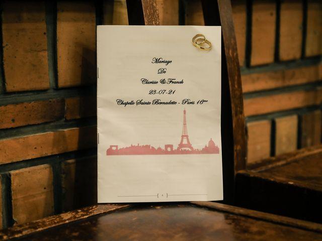Le mariage de Franck et Clarisse à Paris, Paris 68