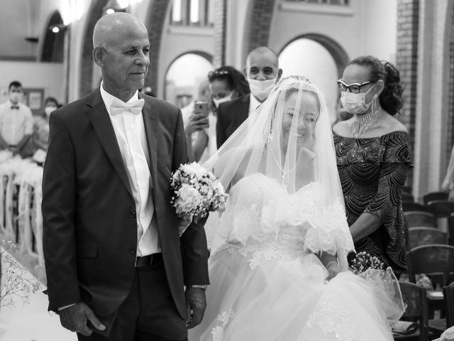 Le mariage de Franck et Clarisse à Paris, Paris 75