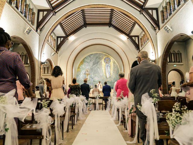 Le mariage de Franck et Clarisse à Paris, Paris 78