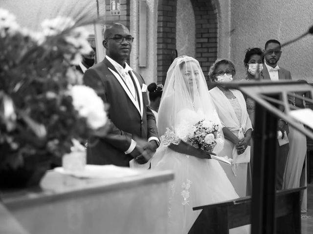 Le mariage de Franck et Clarisse à Paris, Paris 79