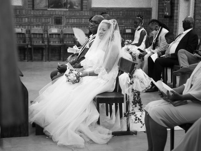 Le mariage de Franck et Clarisse à Paris, Paris 83