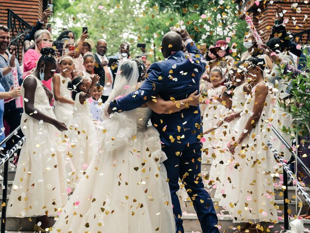 Le mariage de Franck et Clarisse à Paris, Paris 102