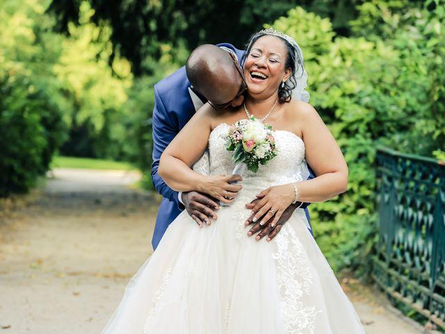 Le mariage de Clarisse et Franck