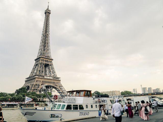 Le mariage de Franck et Clarisse à Paris, Paris 115