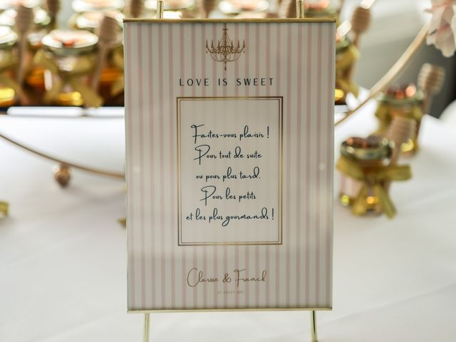 Le mariage de Franck et Clarisse à Paris, Paris 119