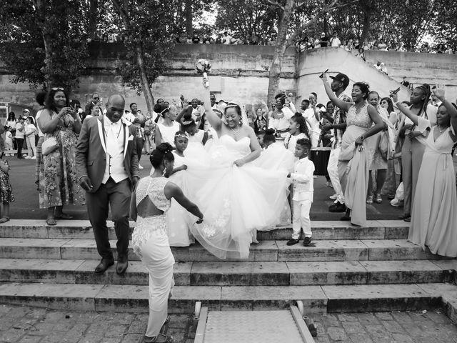 Le mariage de Franck et Clarisse à Paris, Paris 130