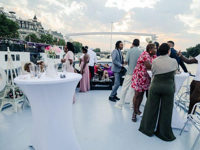 Le mariage de Franck et Clarisse à Paris, Paris 133