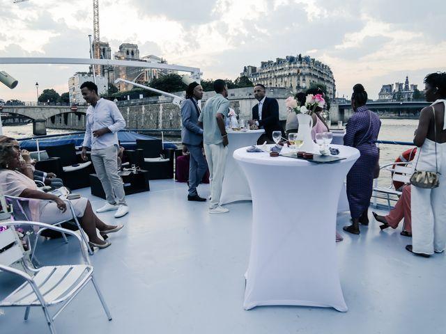 Le mariage de Franck et Clarisse à Paris, Paris 136