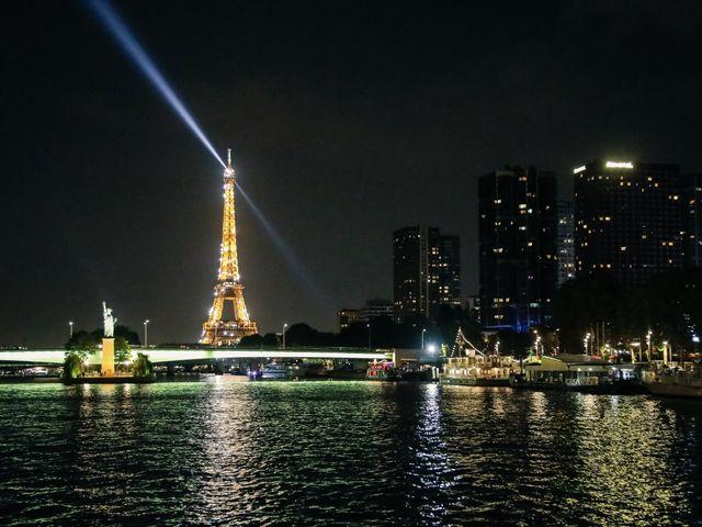 Le mariage de Franck et Clarisse à Paris, Paris 165
