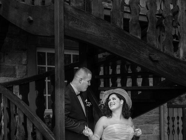 Le mariage de Quentin et Sarah à Ensisheim, Haut Rhin 1