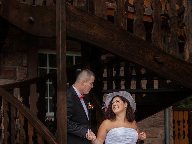 Le mariage de Quentin et Sarah à Ensisheim, Haut Rhin 13