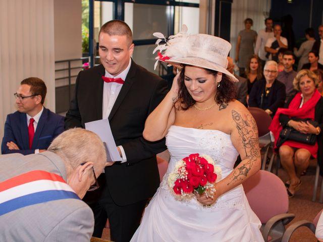 Le mariage de Quentin et Sarah à Ensisheim, Haut Rhin 16