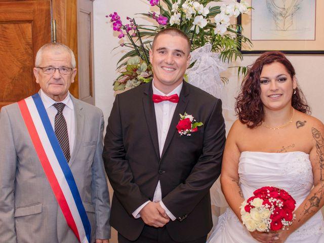 Le mariage de Quentin et Sarah à Ensisheim, Haut Rhin 20