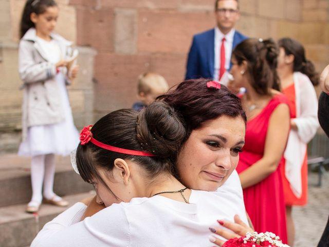 Le mariage de Quentin et Sarah à Ensisheim, Haut Rhin 36