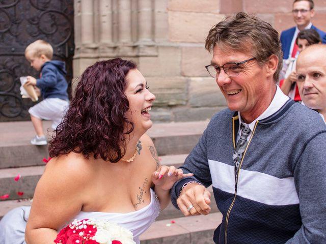 Le mariage de Quentin et Sarah à Ensisheim, Haut Rhin 38