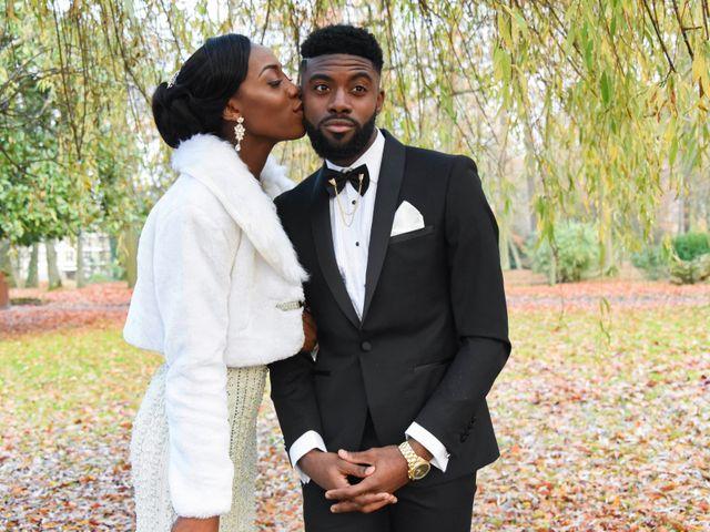 Le mariage de Pierre-Emmanuel et Dorcas à Rosny-sous-Bois, Seine-Saint-Denis 1