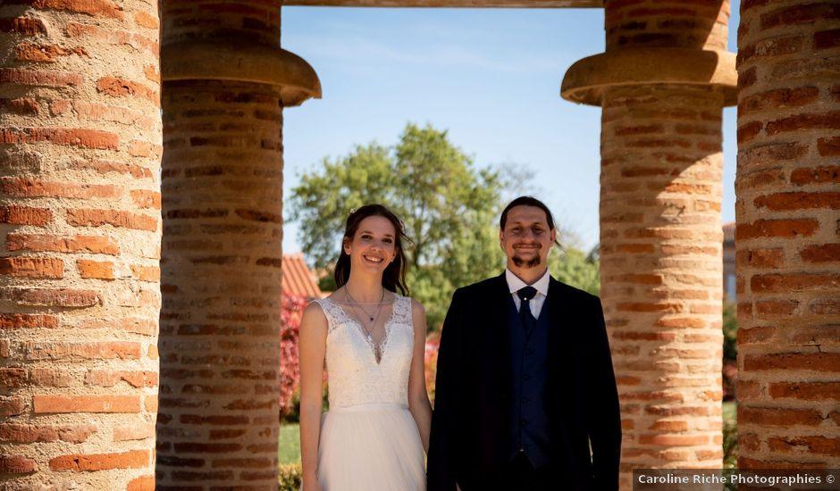 Le mariage de Kevin et Elise à Frouzins, Haute-Garonne