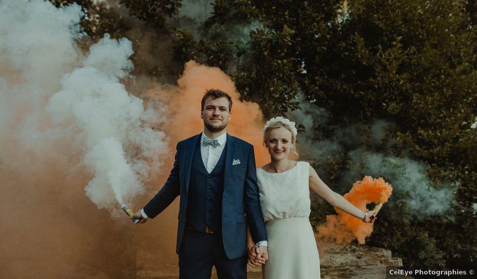 Le mariage de Simon et Anais à Vulaines-sur-Seine, Seine-et-Marne