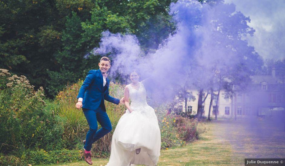 Le mariage de Mélanie et Morgan à Bailleul, Nord