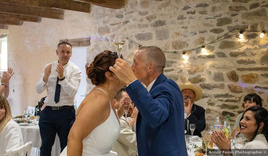 Le mariage de Patrick et Julia à Briec, Finistère