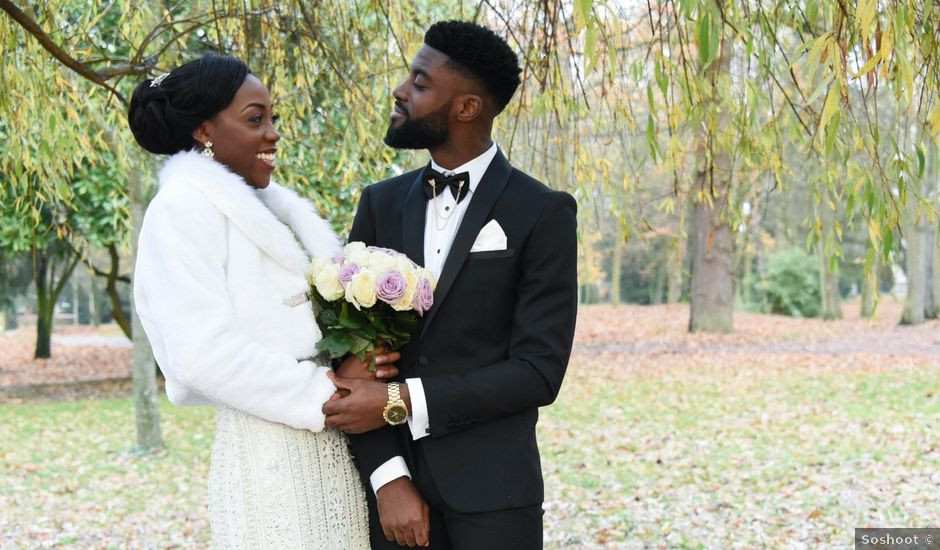Le mariage de Pierre-Emmanuel et Dorcas à Rosny-sous-Bois, Seine-Saint-Denis