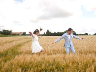 Le mariage de Chloé et David