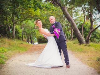 Le mariage de Marina et Frédéric